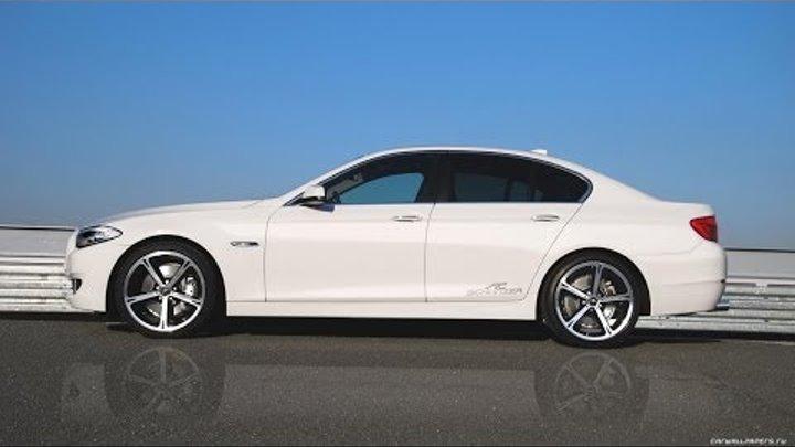 #378. AC Schnitzer BMW 5 series F10 2010 (Концепт и тюнинг)