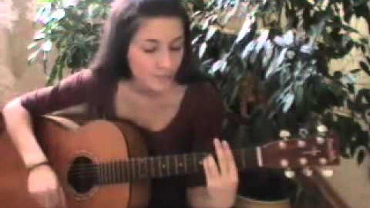 Баста- Чувства. Diana Artamonova cover.