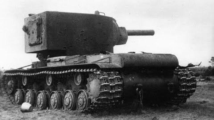 Klim Voroshilov tank model 2 Soviet power КВ2 мощь Советской армии