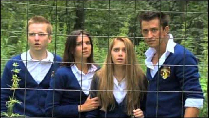 """Телеканал TVRUS анонс сериала """"Закрытая школа"""" 4 сезон. Заключительная серия."""