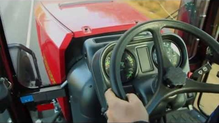 Видео презентация трактора МТЗ Беларус 3522
