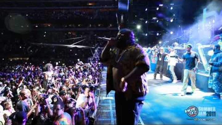 KHALED, RICK ROSS, LIL WAYNE, DRAKE - Live at Summer Jam 2011