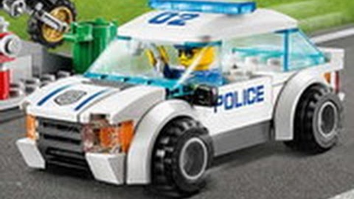 Лего Полиция Мультики Про Лего-Пожарная Машина Лего Фильм Лего Сити Super Транспорт