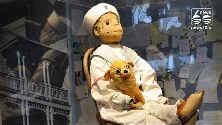 Robert The Doll Story by Ghosts and Gravestones Key West