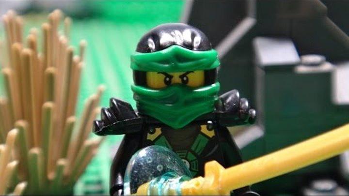 LEGO NINJAGO THE MOVIE PART 20 TEASER TRAILER - THE CURSED REALM