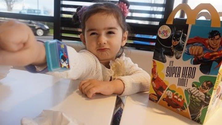Хелло Китти Часики Хэппи Мил Макдональдс Hello Kitty Happy Meal McDonalds