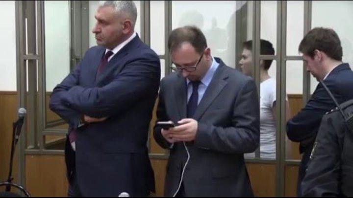 Савченко получила окончательный приговор 22 года за решеткой