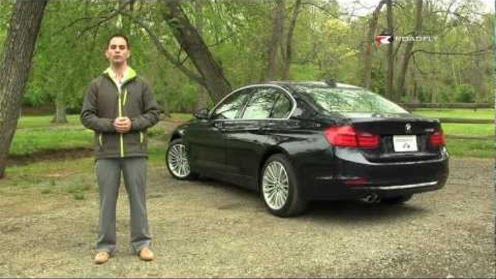 2012 BMW 328i 3 Series Sedan with Ross Rapoport by RoadflyTV