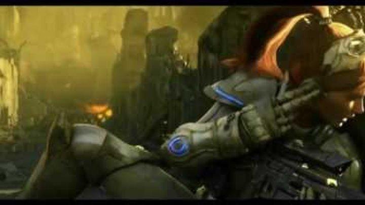 StarCraft 2 Music Video - Radioactive - HD