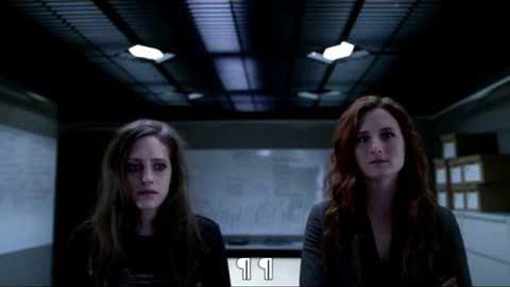 Mr. Robot: Season 2 Finale - Dom Shows Darlene The Evidence