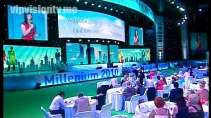 Мадина Джалилова. Millenium-2010. Часть 1.