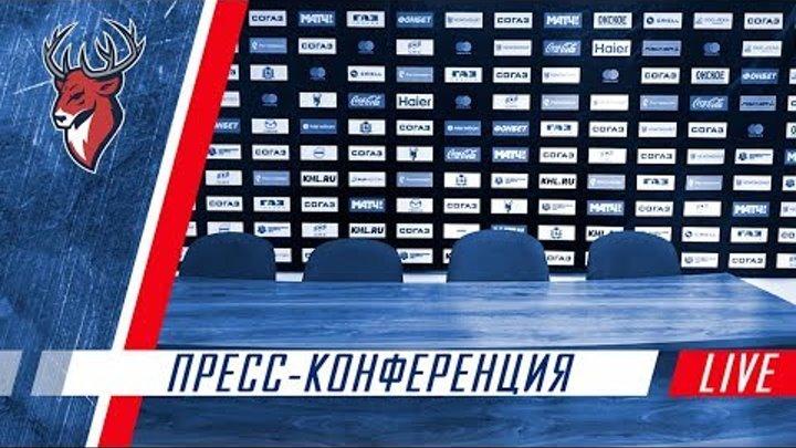 """Пресс-конференция после матча """"Торпедо"""" - """"Динамо"""" Мн"""