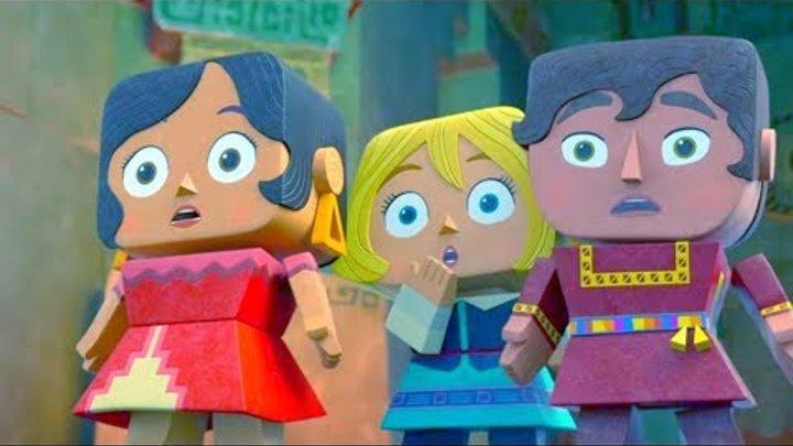 Елена – принцесса Авалора, 1 сезон 25 серия - мультфильм Disney для детей