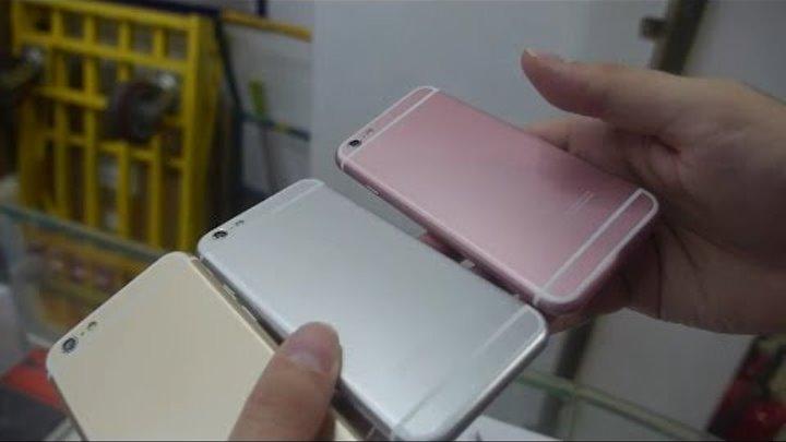 $37 iPhone 6S clone, $25 cheapest Android phone, $44-49 Quad-core  SC7731/MT6580, $81 MT6735 LTE
