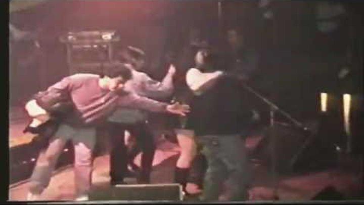 gilda en vivo ( tentación bailable , san martin 1994 )