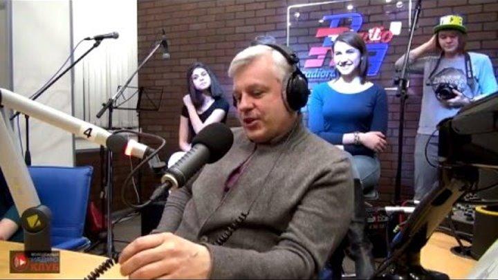 Виталий Елисеев на RadioRadio в Молодёжном Радио Клубе. Программа 1.