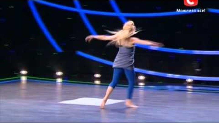 Танцуют все 6 сезон - Ирина отборочное соло в 20 лучших