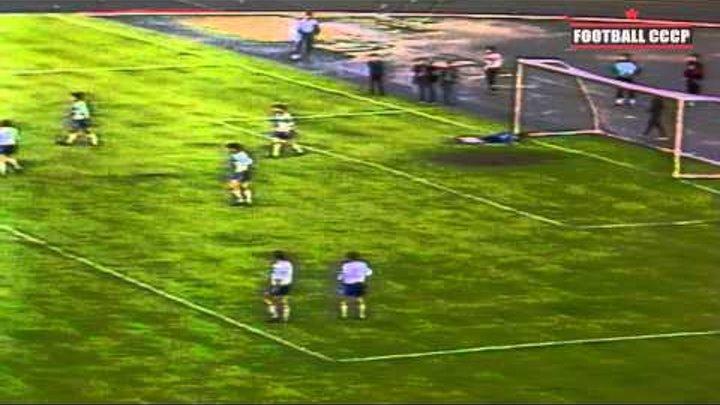 13 Тур Чемпионат СССР 1991 Металлист Харьков-Днепр 1-1