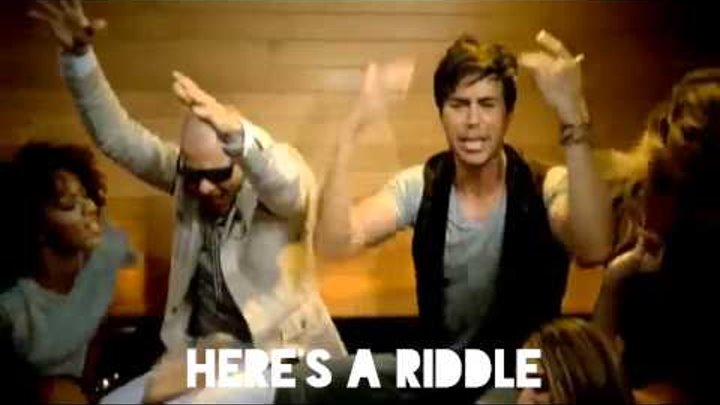 Let Me Be Your Lover - Enrique Iglesias Ft. Pitbull (With Lyrics) HD