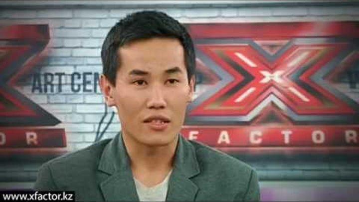 Астана Каргабай. X Factor Казахстан. Учебный Центр. 7 серия. 6 сезон.