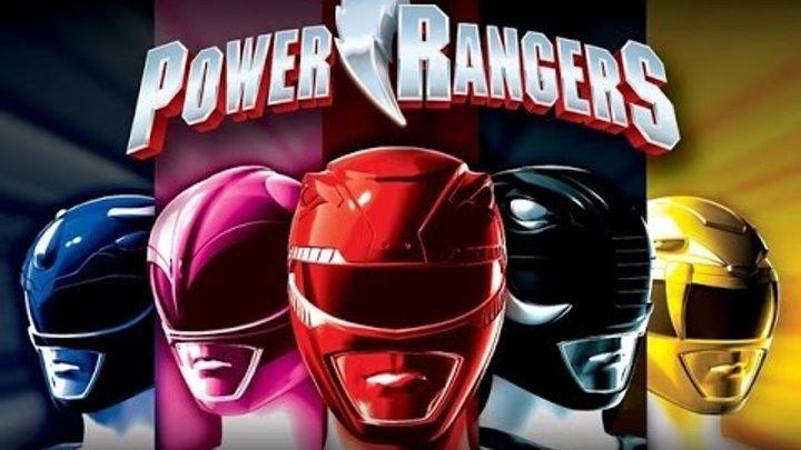 Могучие рейнджеры Супер мегасила : Опенинг 2