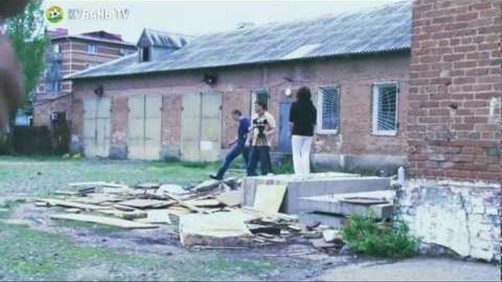 "Съемки клипа против расизма (""Кубань"" и MC Мама)"