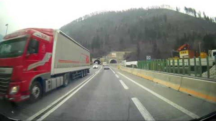 Тоннели в Австрии