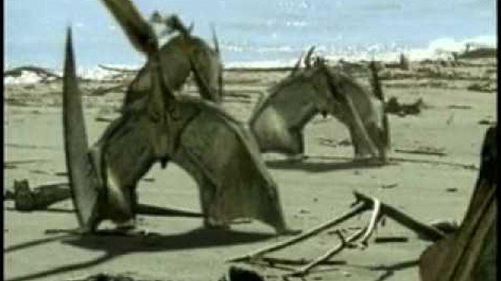 BBC. Прогулки с динозаврами.flv