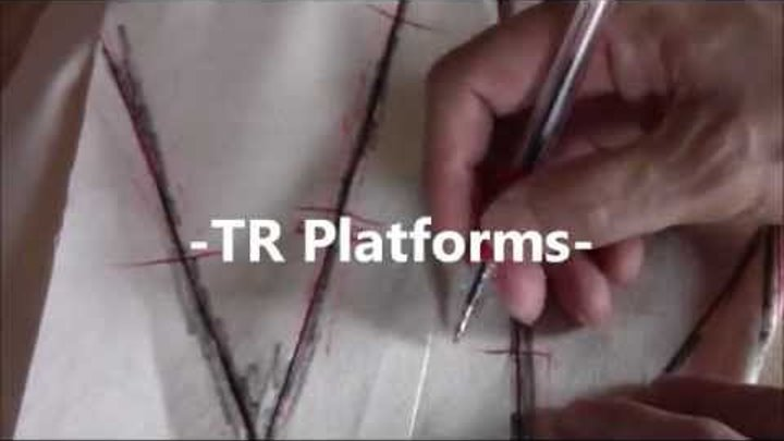 TR Cutting school by Shingo Sato-Online Class/TR Platforms
