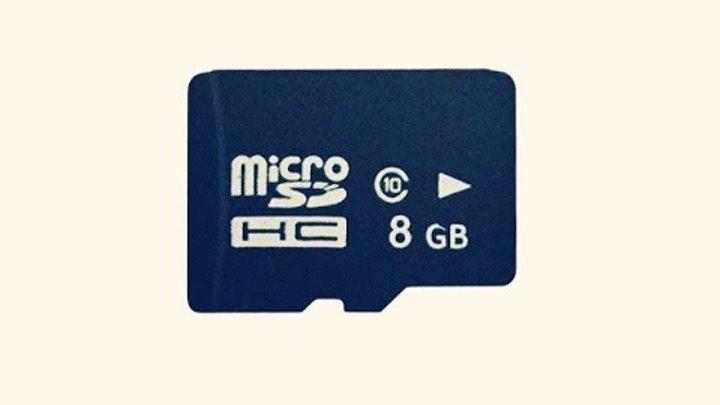 "Micro SD-карта 8 Gb с ""горящих товаров"" на AliExpress"