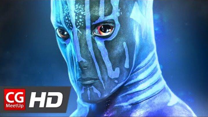 "CGI Sci-Fi Short Film ""The Space Between Us VFX Short Film"" by The Space Between Us Team"