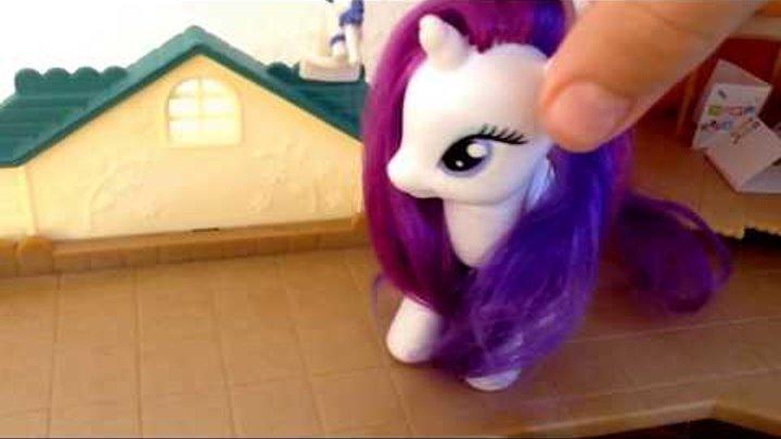 Пони в школе. 2 сезон 3 серия.My little pony.