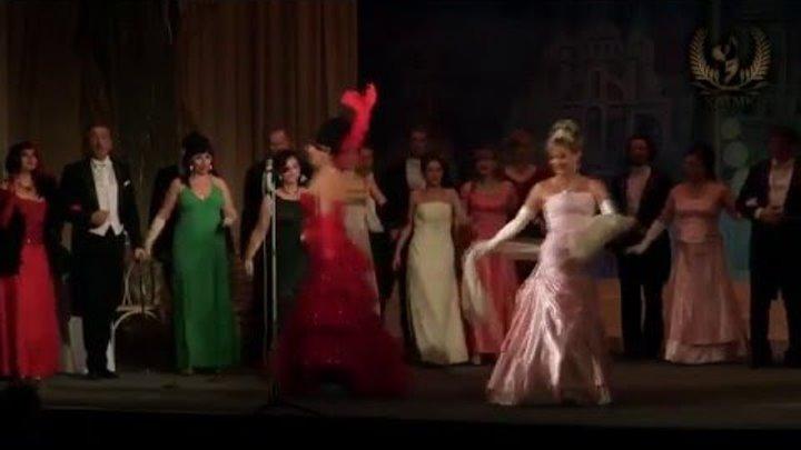"""ХАТМК Приглашает! Ф. Легар,"""" ВЕСЕЛАЯ ВДОВА"""" оперетта в 2 действиях"""