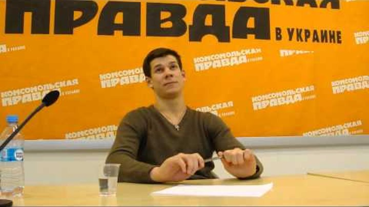 """Победитель """"Х-фактор 5"""" Дмитрий Бабак-1"""