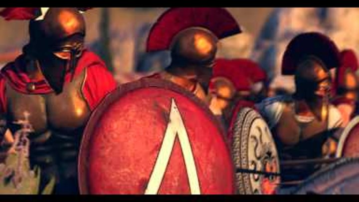Total War: ROME II - Wrath of Sparta Campaign Pack - Official Trailer (ESRB)