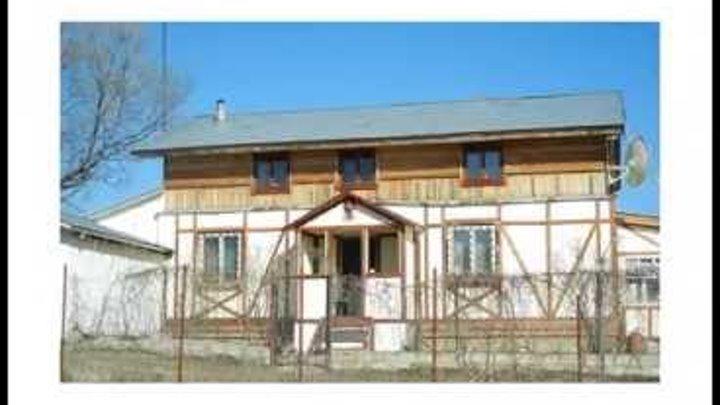 Продам недорого дом в деревне на берегу озера