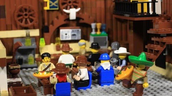 Wild Wild West music video / Дикий Дикий Запад музыкальное видео
