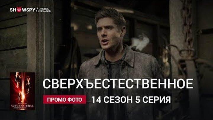 Сверхъестественное 14 сезон 5 серия промо фото