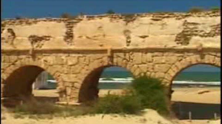 Израиль №3 - кратер Рамон, крепость Масада и Кейсария