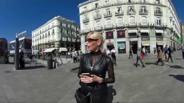 Экскурсия в Мадриде 360 градусов