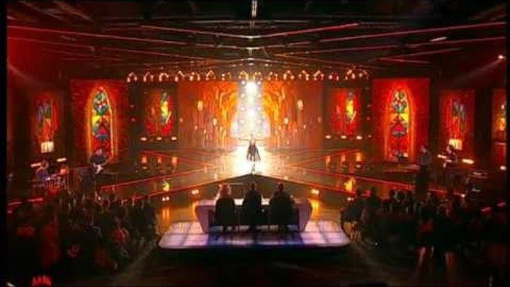 Оксана Устина. X Factor Казахстан. 5 концерт. 14 серия. 5 сезон.