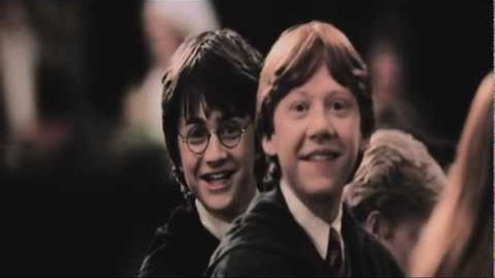 The Harry Potter Saga [Films 1-8]
