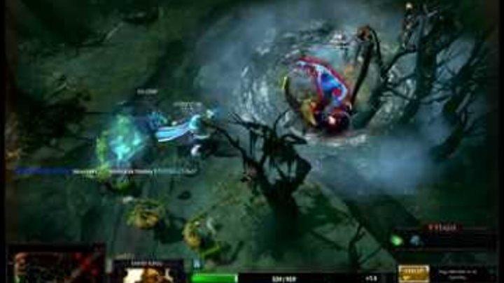 Dota 2 видео обзор игры