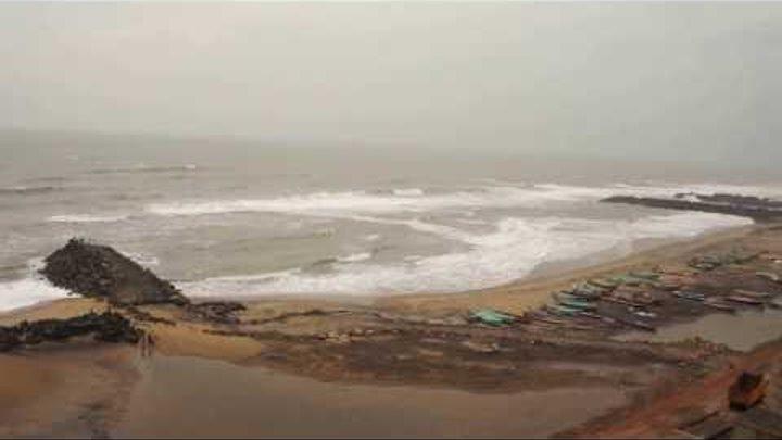 Индия. Декабрь 2013 года. Бенгальский залив. Индийский океан