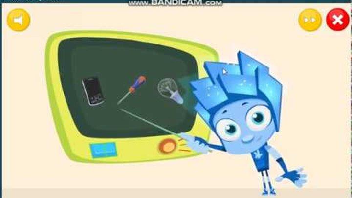 Фиксики; Тройки.Видео обзор игры.Развивает память и внимание.