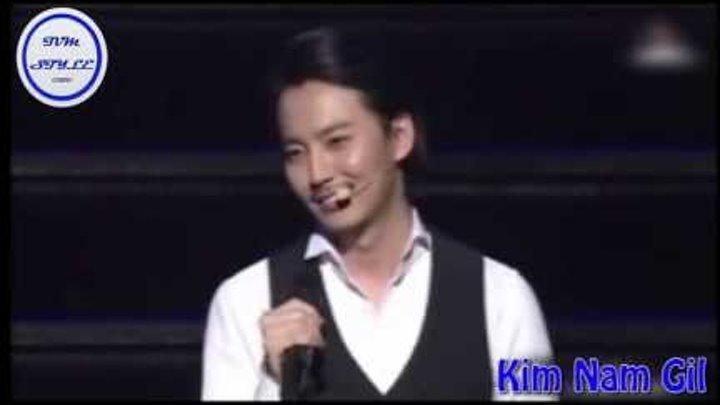 Kim Nam Gil /김남길/キム・ナムギル / 金南佶 : 본능적으로 (Instinctiv)