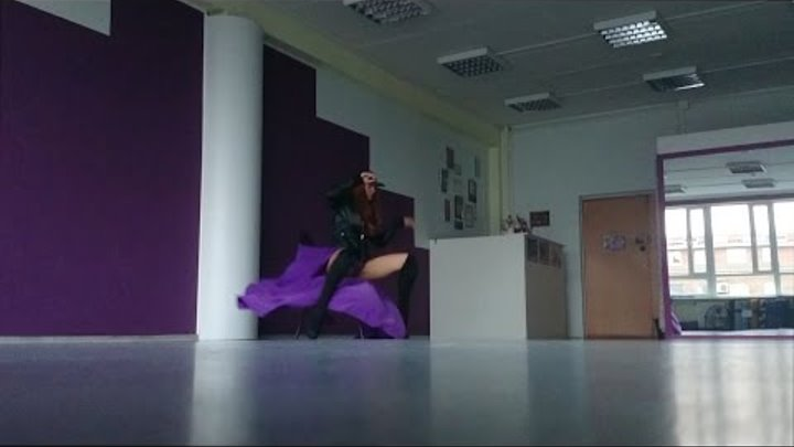 Strip Dance by Dangela|Liberty Klaud – Honey Drops+Coldplay – In My Place