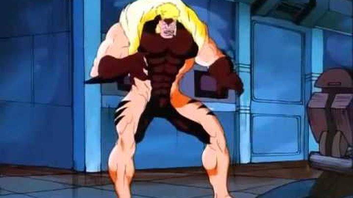 Люди Икс (Росомаха) (X Men 1992) 1 часть