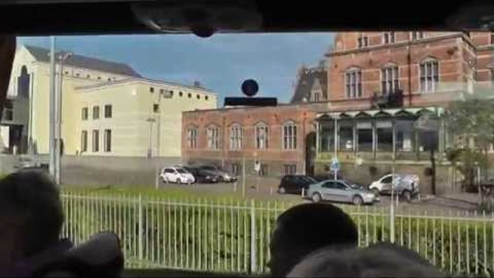Переезд Хельсинборг паром Копенгаген 18 08 2015