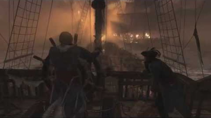 геймплей Assassin s Creed 4 Black Flag на E3